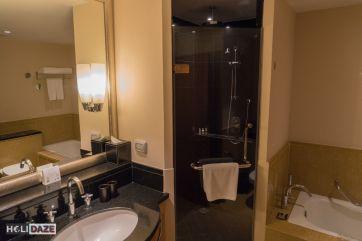 Bathroom of My Suite at Ascott Sathorn in Bangkok