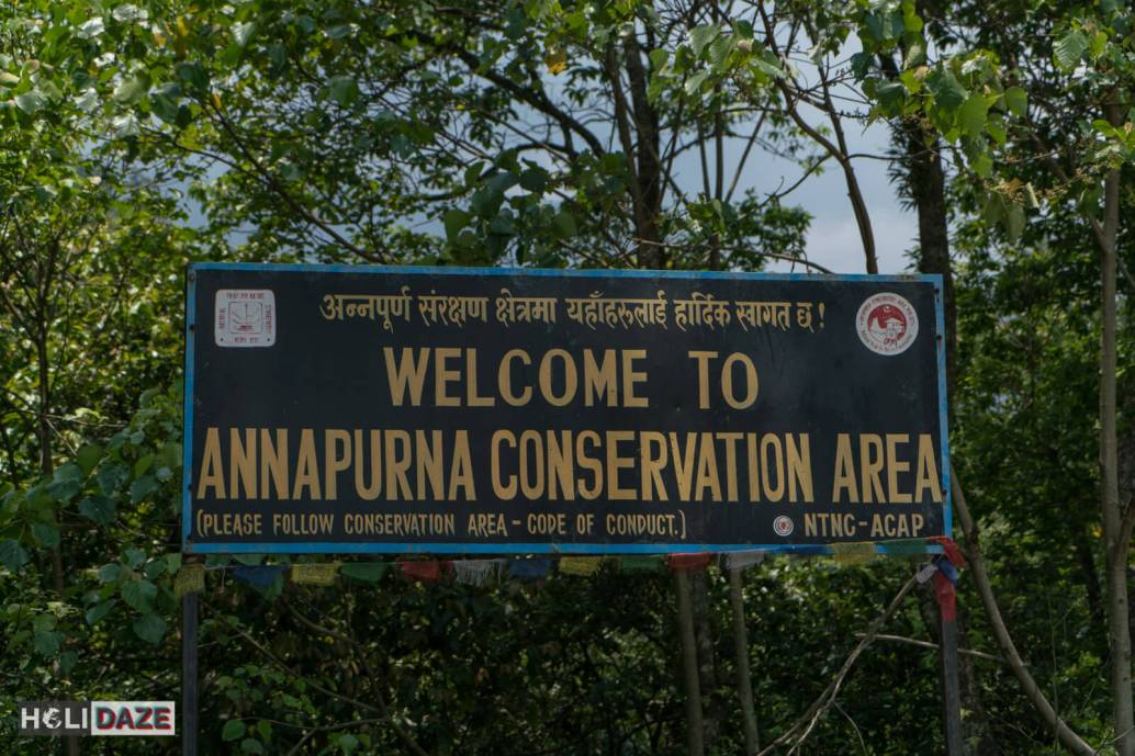 Welcome to Annapurna Conservation Area