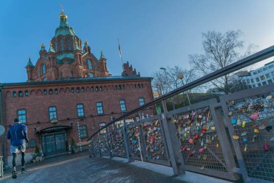 Hel in Photos: Exploring Helsinki, Finland During Winter