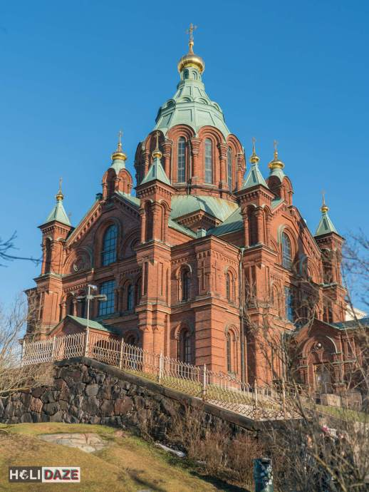 Uspenski Orthodox Cathedral