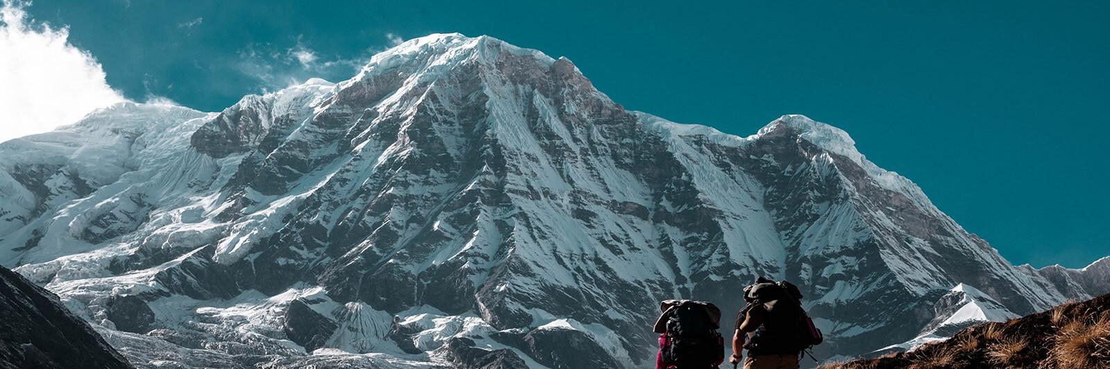 Trekking Annapurna in Nepal