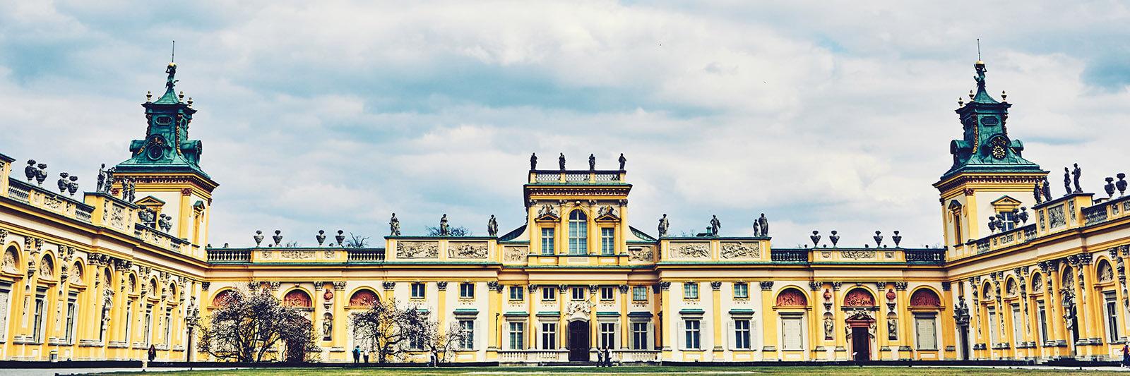 Wilanów Palace, Warszawa, Poland