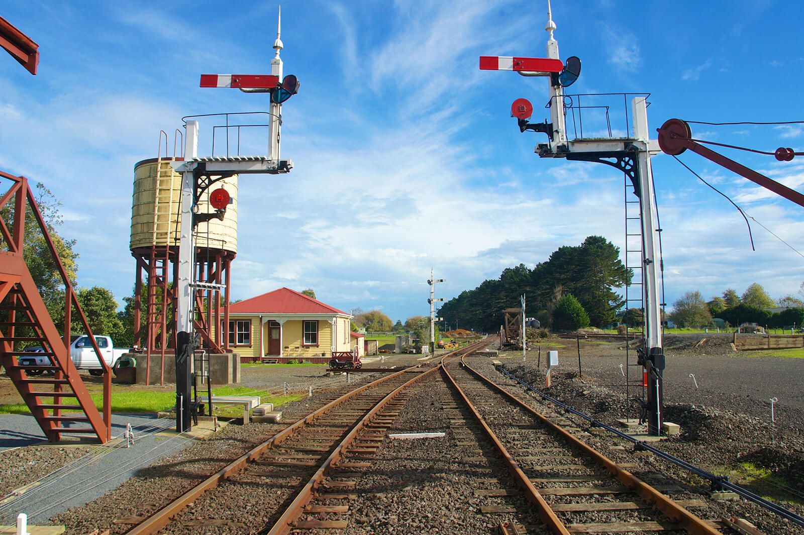 Glenbrook Vintage Railway, one of the unique and offbeat Auckland activities