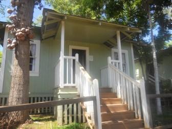 Dormitory for Filipino workers at Hawaii Plantation Village