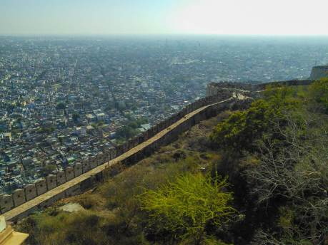 Nahargarh Fort, Jaipur, Rajasthan, India