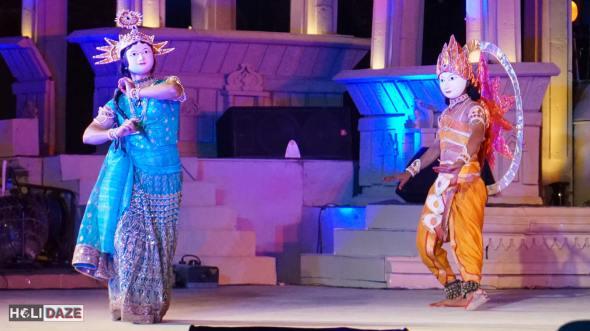 Khajuraho Dance Festival 2016