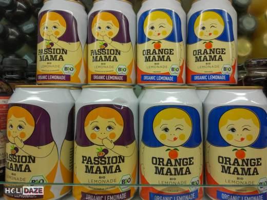Cute Korean juice cans