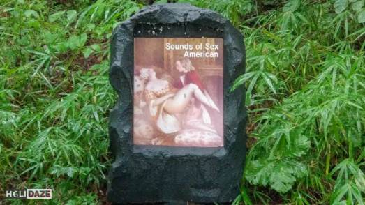 'Sounds of Sex' along the Love Road in Gyeongju, South Korea