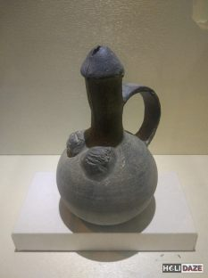 Penis pottery at the Love Castle Sex Museum in Gyeongju, South Korea