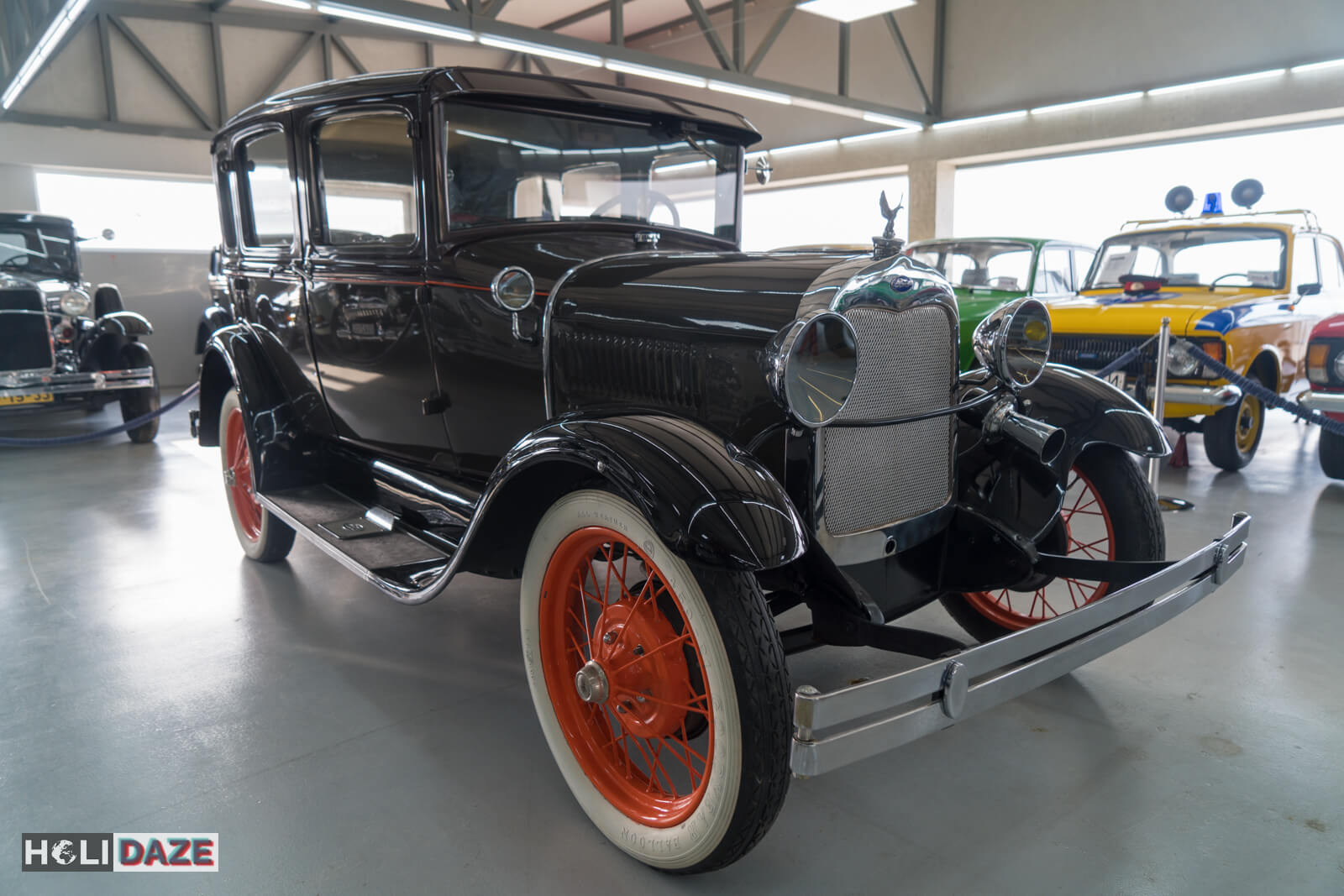 1930 Ford Model A at Tbilisi Auto Museum