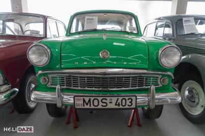 Moskvich 403 at Tbilisi Auto Museum