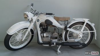 BMW R35 motorcycle at Tbilisi Auto Museum