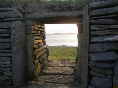 North Sea view