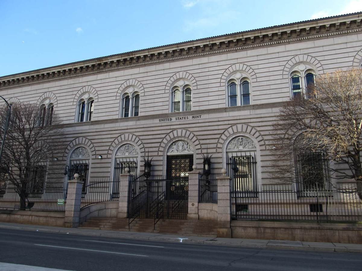 Take a tour of the Denver Mint, one of the best FREE unique things to do in Colorado
