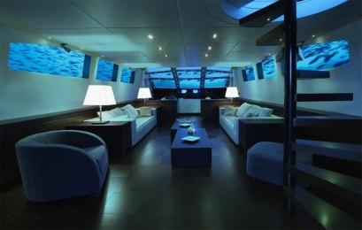 Lover's Deep Submarine Interior