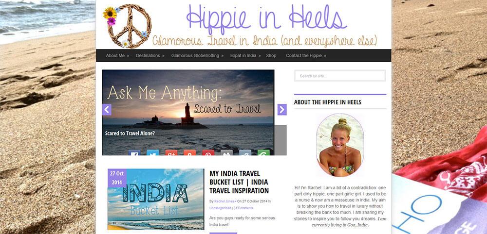 Best New Travel Blogs: Hippie In Heels