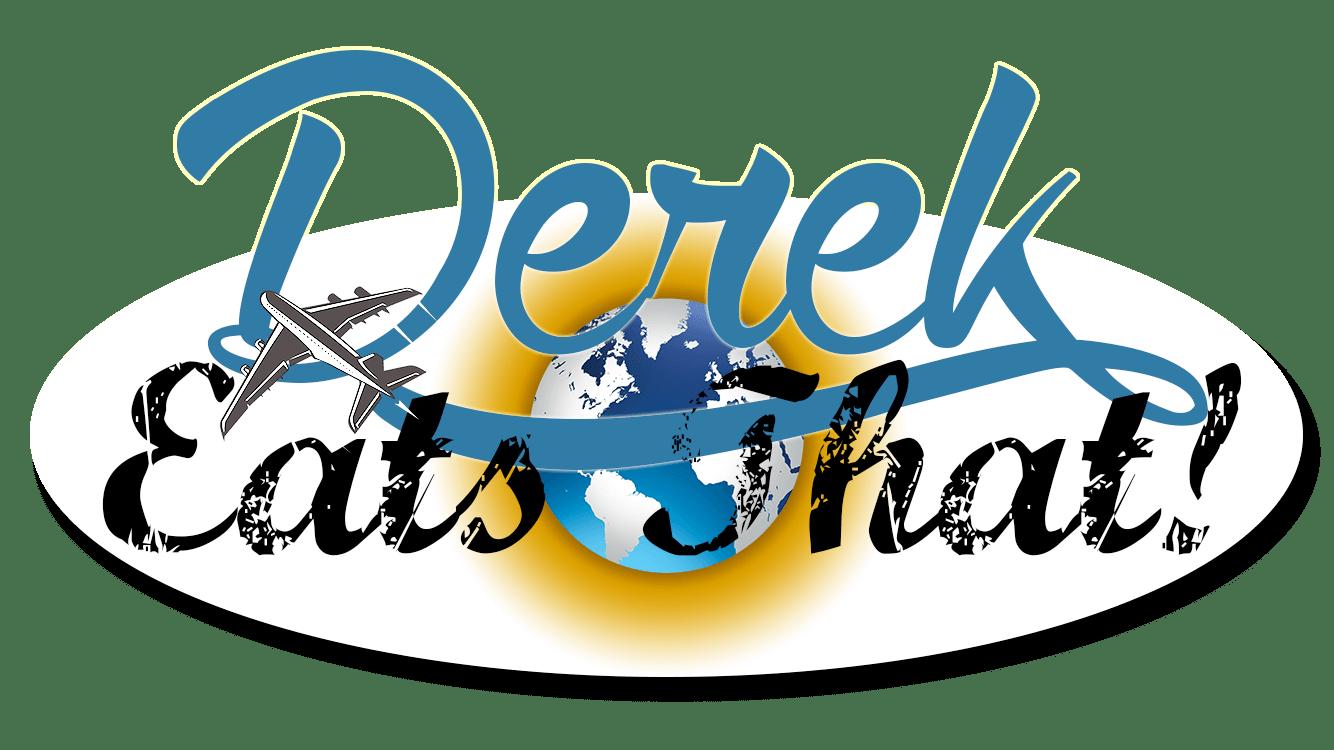 Derek Eats That! Logo