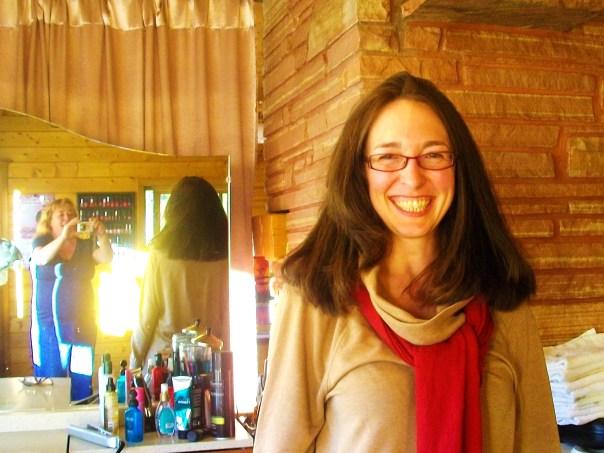 Arwen Ek, founder of The Holistic Homestead