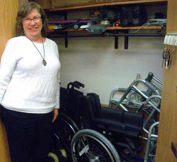 Gilpin Seniors Medical Equipment