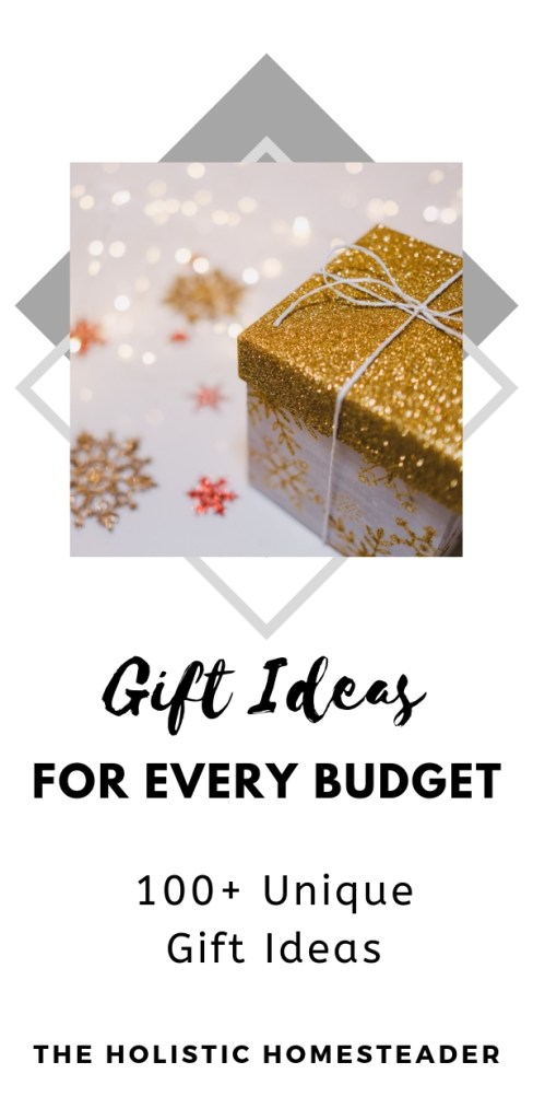 Gift Ideas for Every Budget