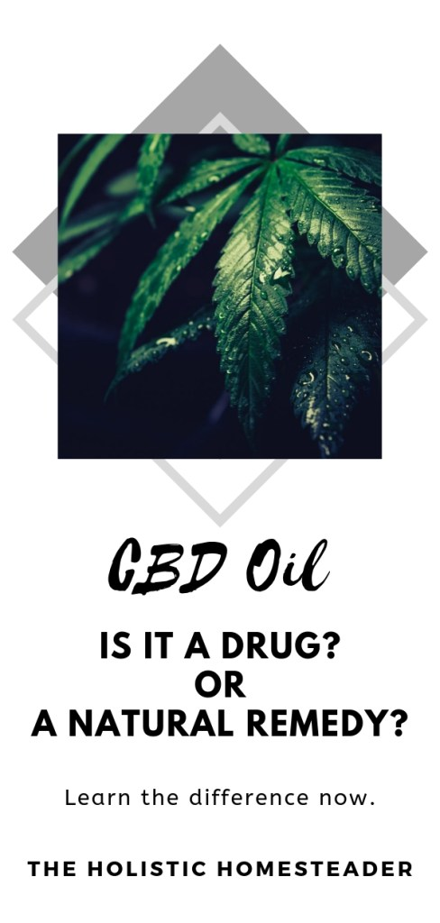 Is CBD Oil a drug or remedy?