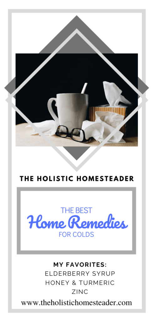 The Best Cold Home Remedies