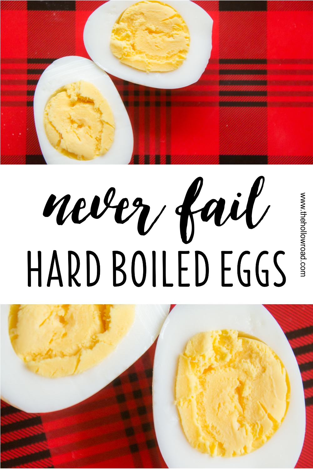 Never Fail Hard Boiled Eggs Tips and Ticks | The Hollow Road Blog