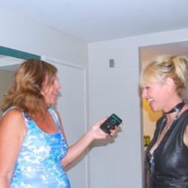 THT's Sheryl Aronson interviewing Mindi Abair.