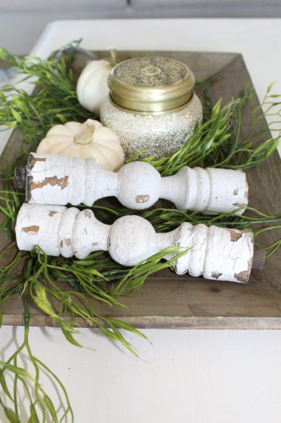 How To Decorate With Spindles