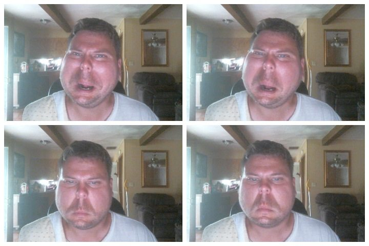 Jeff Marshall selfies
