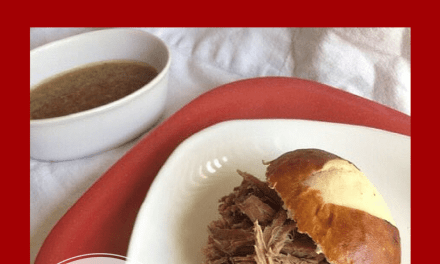 Family Favorite Crock Pot French Dip