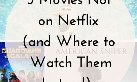 Frozen & Other Movies Not on Netflix (and Where to Watch Them Instead)