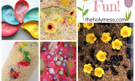 Top 10 Best Spring Sensory Fun Activities for Kids