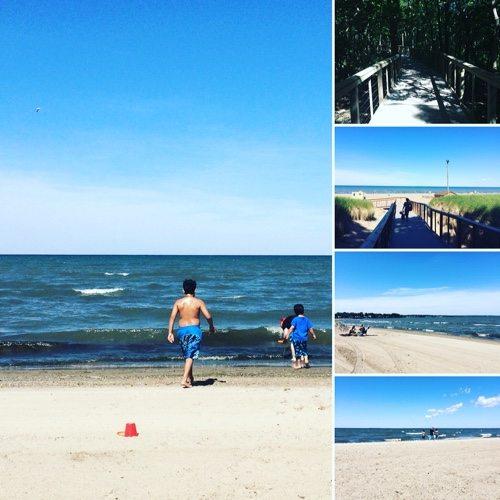 Woodlawn Beach in Buffalo, NY
