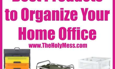 Awesome and Amazing Products to Organize Your Home Office