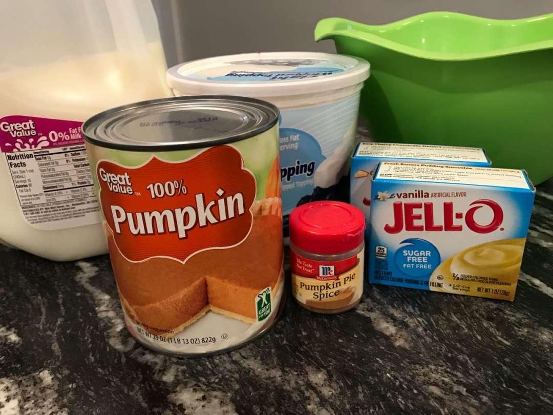 Weight Watchers Pumpkin Fluff Recipe