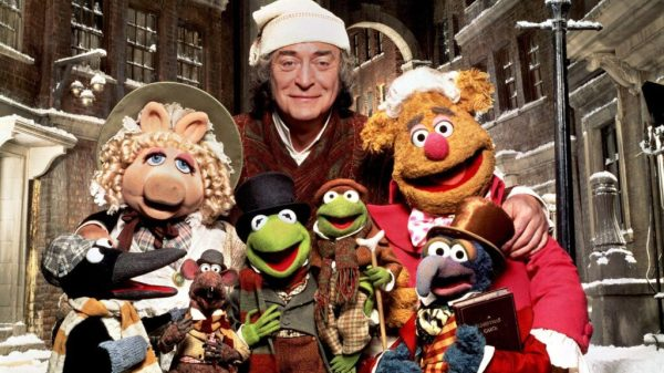 """Image from the movie """"The Muppet Christmas Carol"""""""