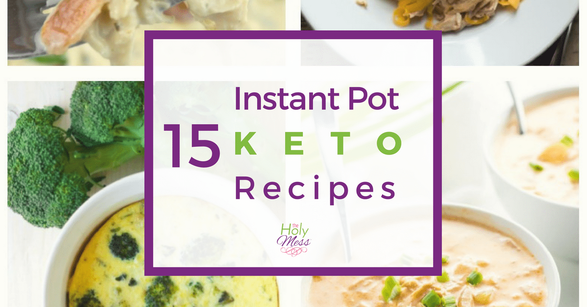 15 Keto Instant Pot Recipes