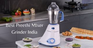 best preethi mixer grinders in India