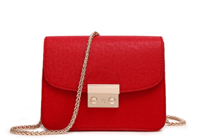 Red Bag crossbody bag