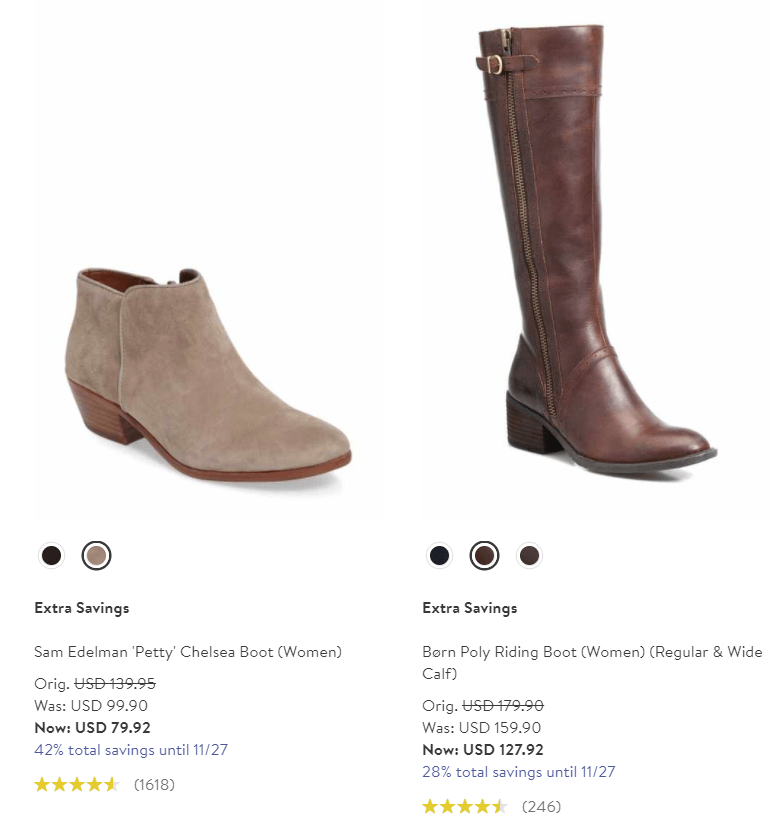 Nordstrom boots