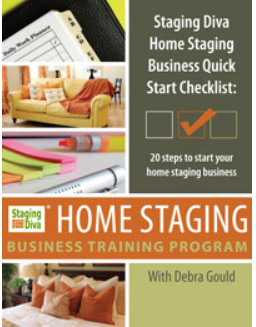 Home staging business training