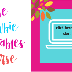Newbie Printables course