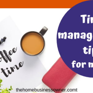 Time management Techniques for moms