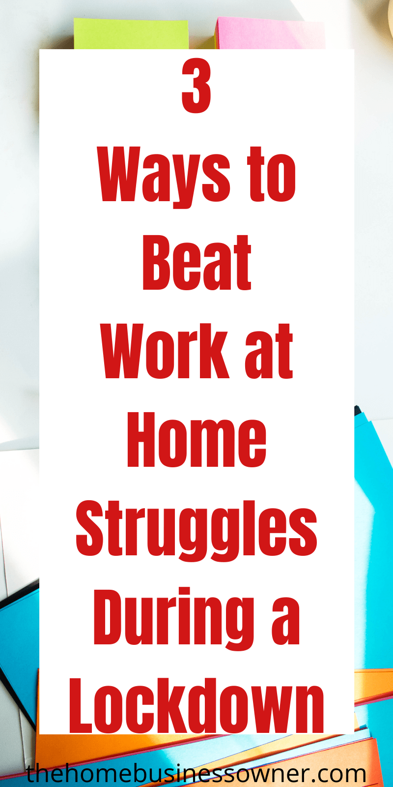 3 Work from home tips you will need to survive the work from home battle.