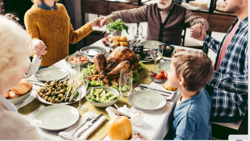 Thanksgiving in a pandemic