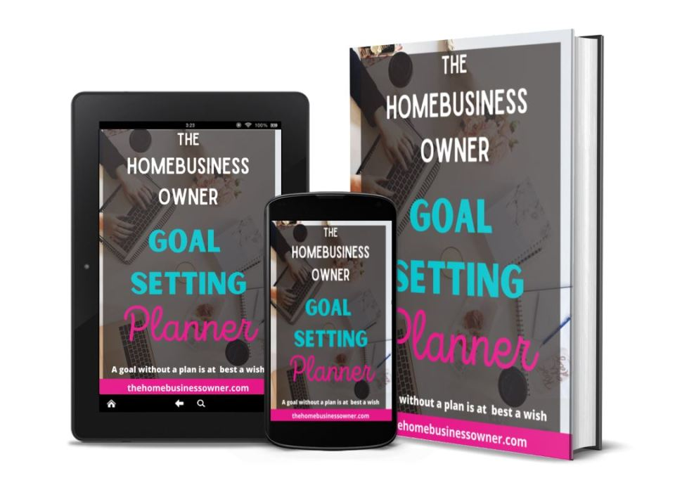 goal setting template word
