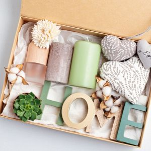 Covid Care Package ideas DIY