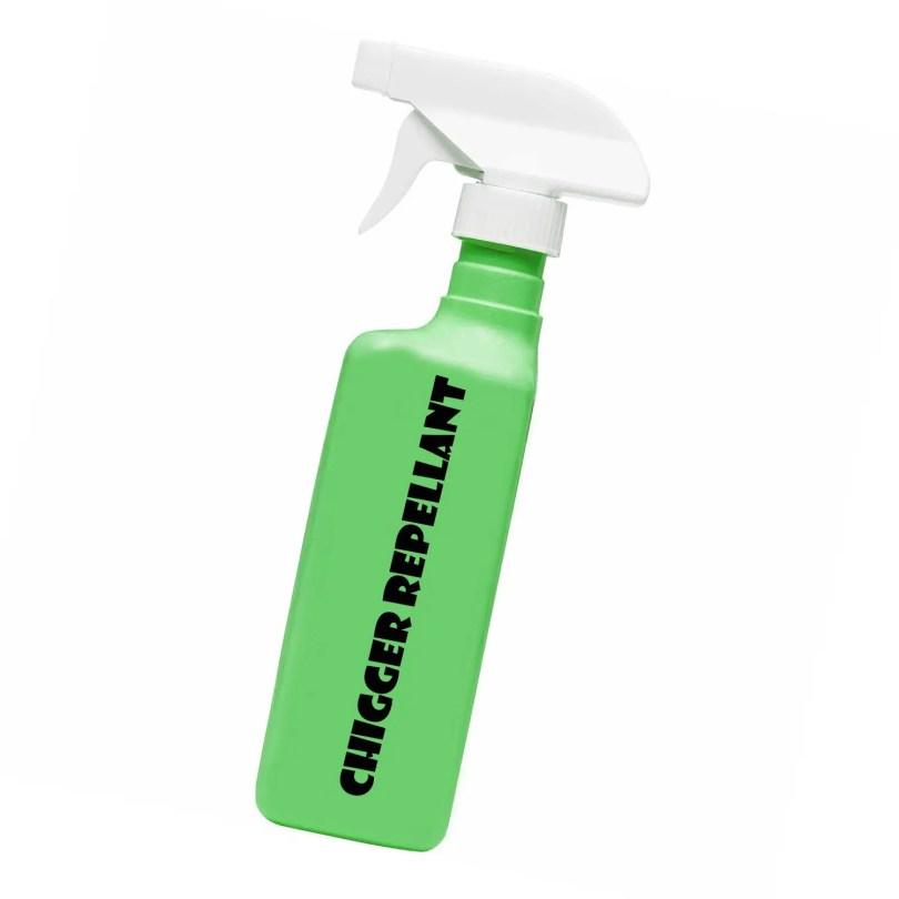 Chigger Repellant