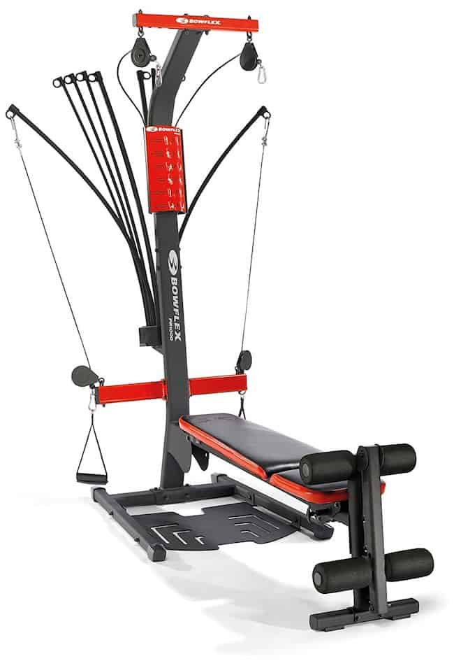 Bowflex Pr1000 Workout Manual